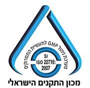 לוגו IS0 22716